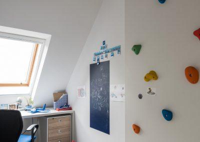 tetőtéri fiúszoba